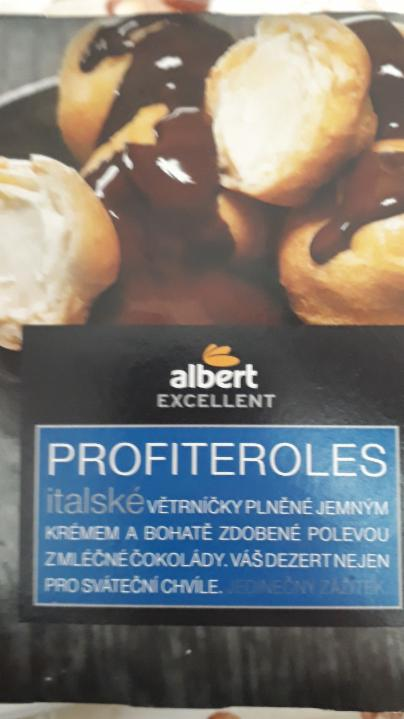Fotografie - Profiteroles - Albert Excellent