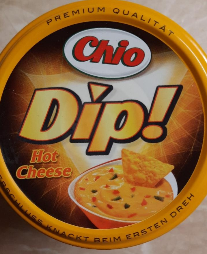 Fotografie - Chio dip hot cheese
