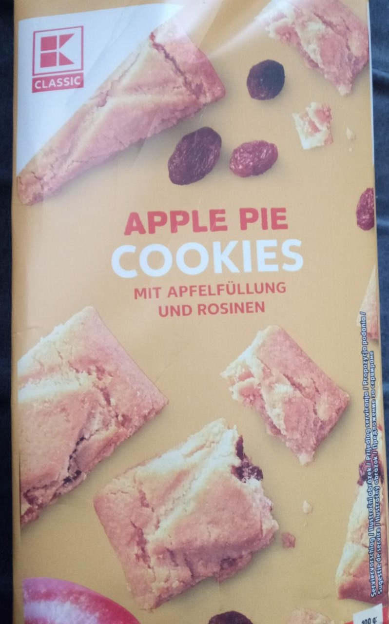 Fotografie - Apple Pie Cookies K-Classic