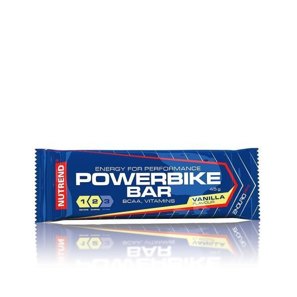 Fotografie - Power bike bar Caramel Nutrend