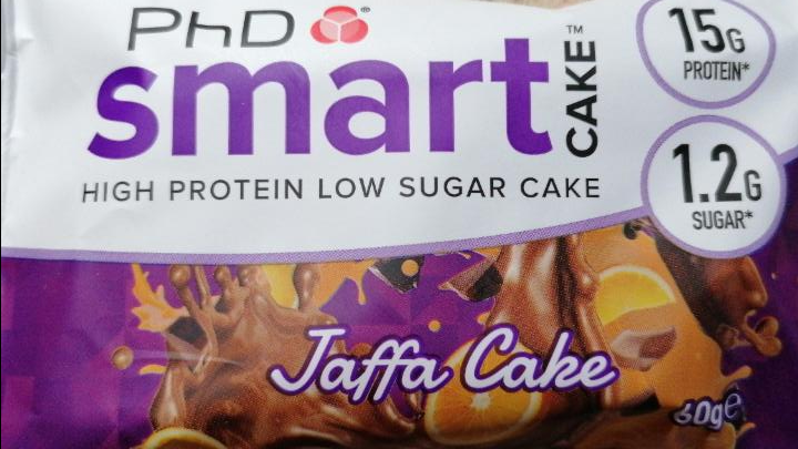 Fotografie - Phd smart high protein cake jaffa cake
