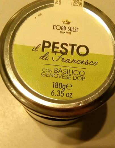 Fotografie - Il pesto di Francesco - Nord Salse