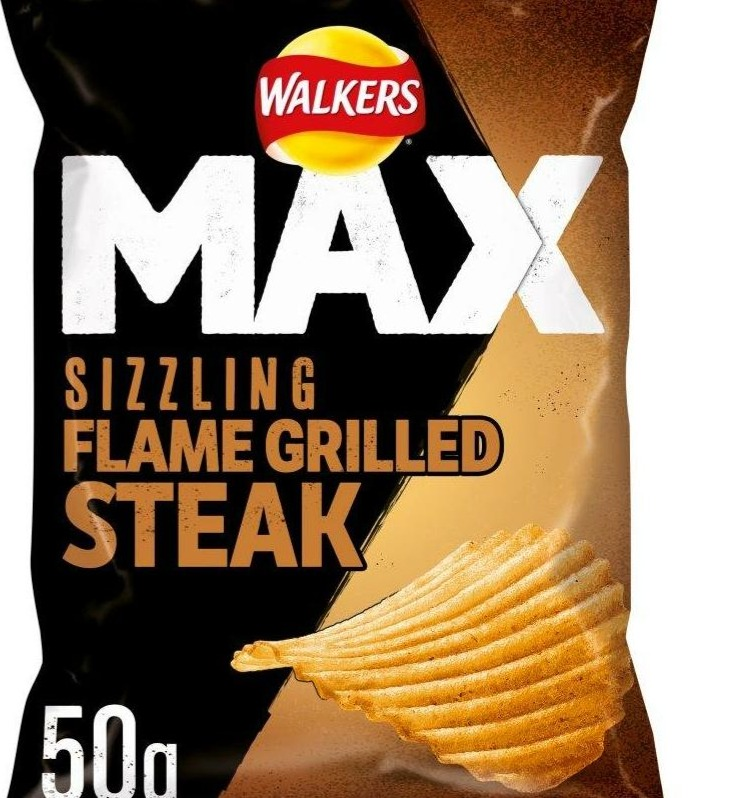 Fotografie - MAX Sizzling Flame Grilled Steak Walkers