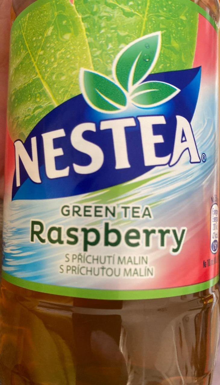 Fotografie - Nestea Green Tea Raspberry
