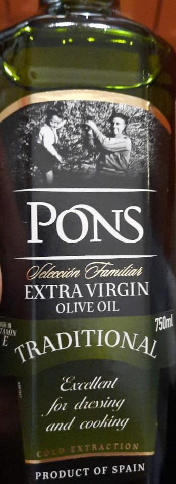 Fotografie - Extra virgin olive oil traditional Pons