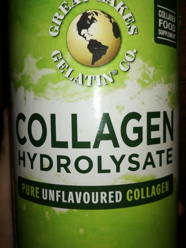 Fotografie - Great Lakes Collagen Hydrolysate - Pure Unflavoured Collagen