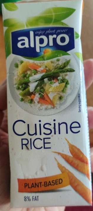 Fotografie - Cooking Rice Alpro