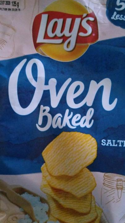 Fotografie - Lays oven baked salted