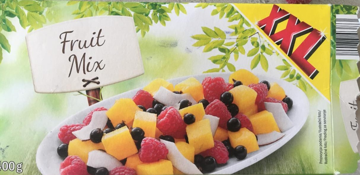 Fotografie - Fruit mix Lidl