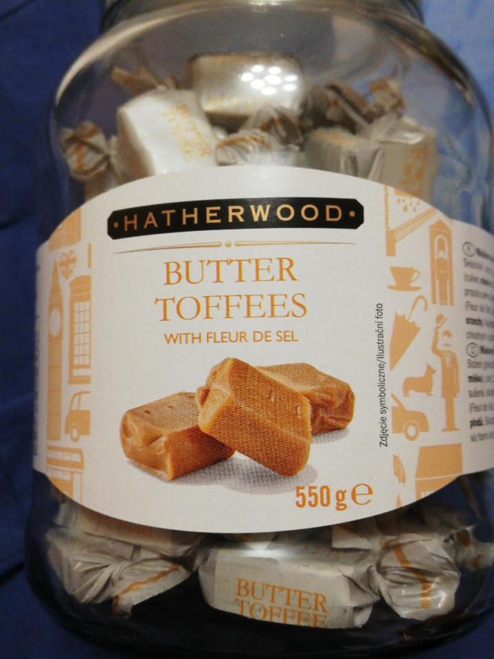 Fotografie - Butter Toffees Hatherwood