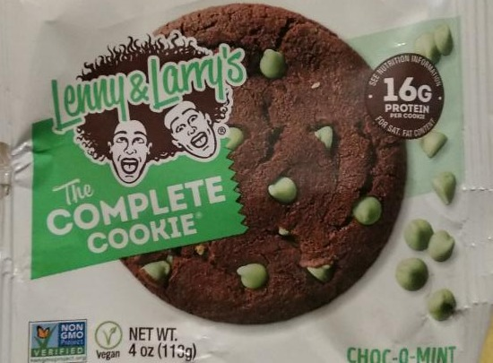 Fotografie - The Complete Cookie, Choco-O-Mint Lenny & Larry's