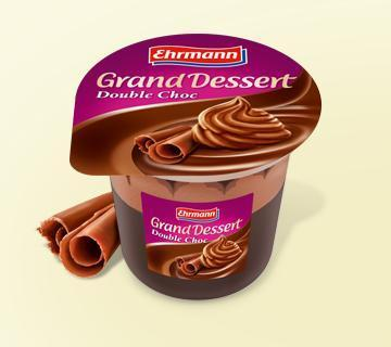 Grand Dessert Double Choc Ehrmann