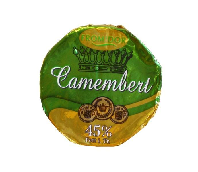 Camembert From'Dor 45 %