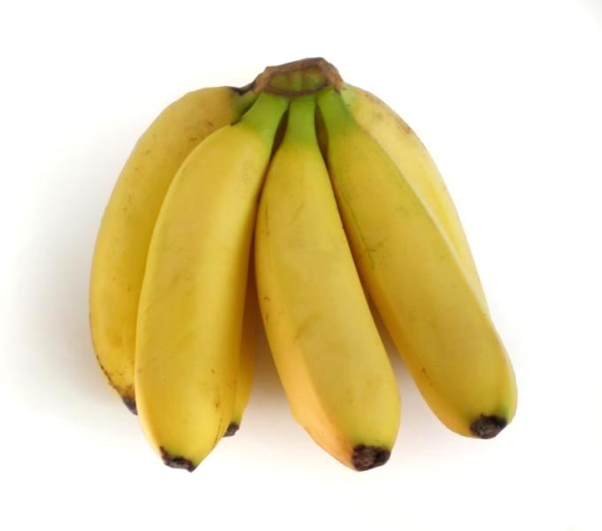 banán - kalorie, kJ a nutriční hodnoty - KalorickéTabulky.cz
