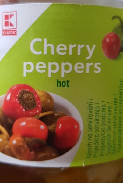 Fotografie - Cherry peppers hot K-Classic