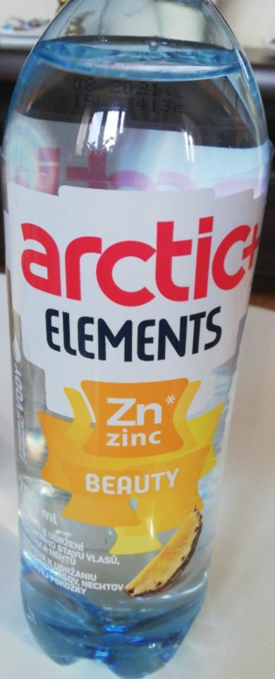 Fotografie - Arctic+ Elements Zn Beauty s příchutí ananas