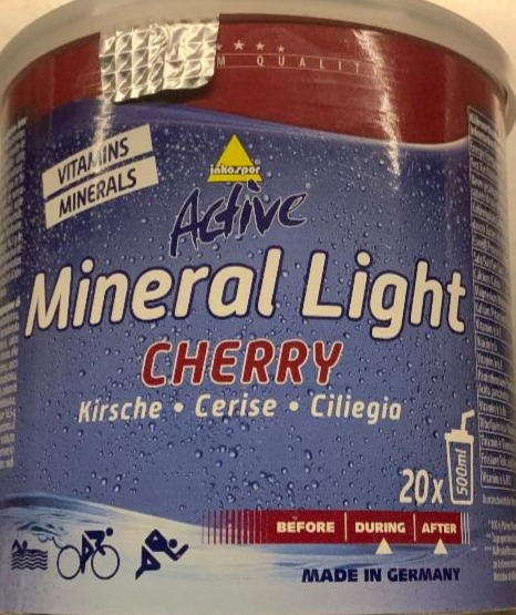Fotografie - Mineral light cherry Active