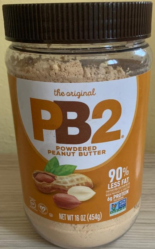 Fotografie - Powdered Peanut Butter PB2