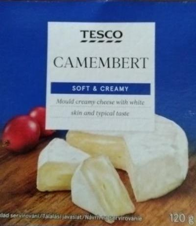 Fotografie - Camembert Tesco