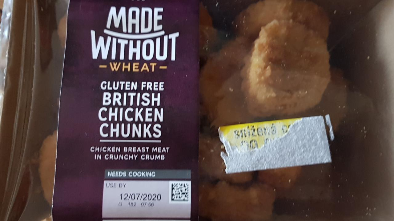 Fotografie - British Chicken Chunks