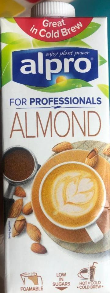Fotografie - Alpro almond for professionals