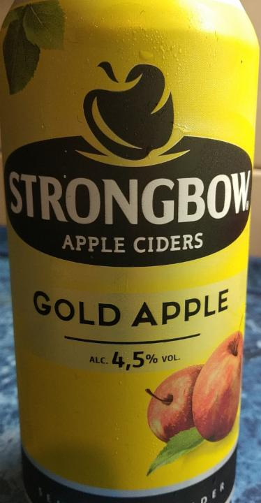 Fotografie - Strongbow Apple Ciders Gold Apple