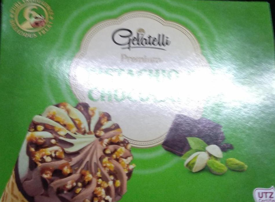 Fotografie - gelatelli ecorino pistache-chocolate
