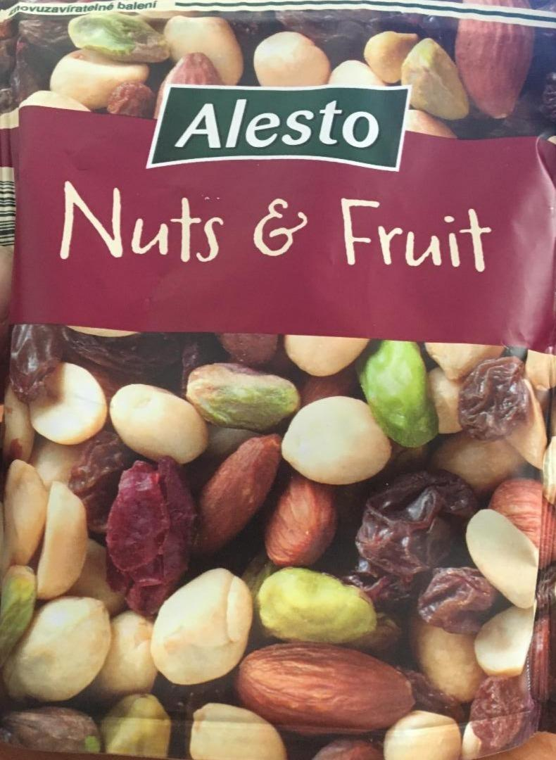 Fotografie - Nuts and Fruit Alesto