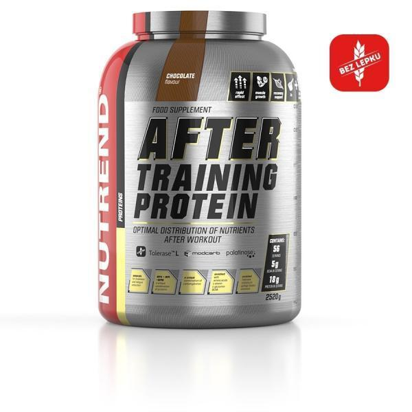 Fotografie - After Training protein chocolate Nutrend