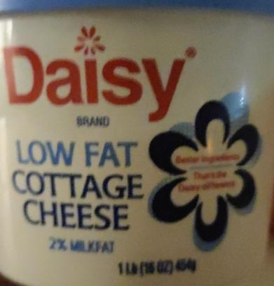 Low fat cottage Daisy
