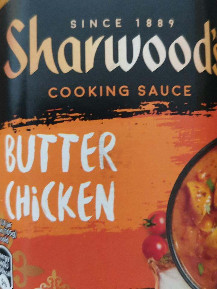 Fotografie - Butter Chicken Mild Curry Sauce Sharwood's