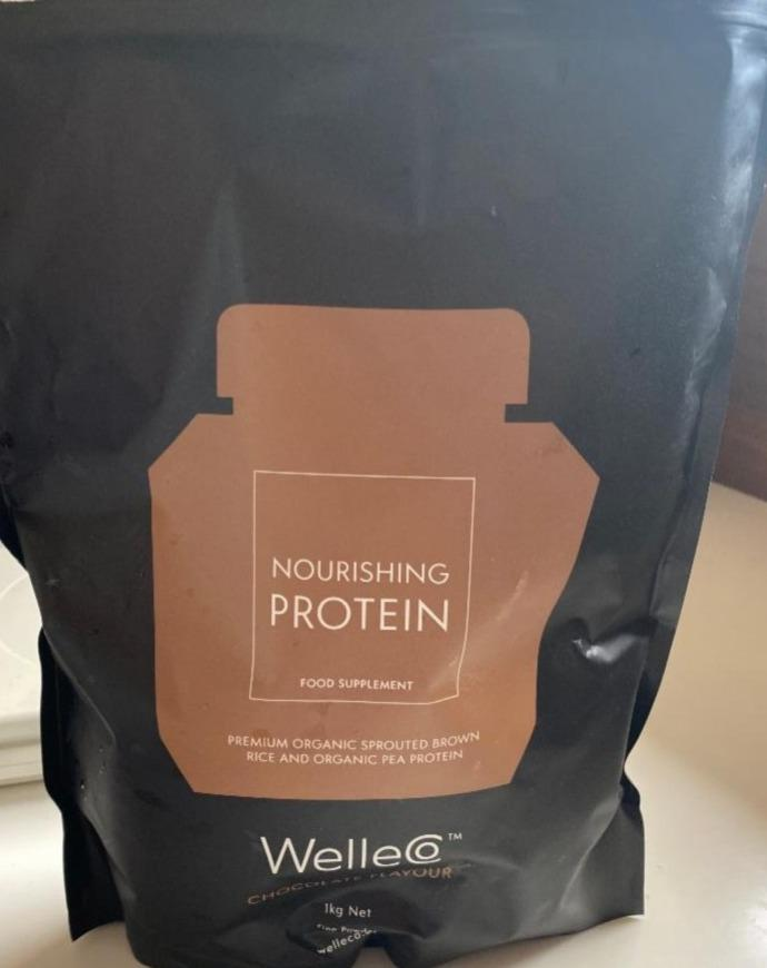 Fotografie - Nourishing Protein chocolate WelleCo