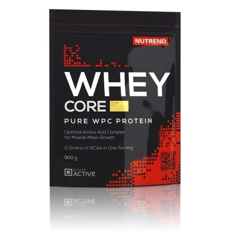 Fotografie - Whey Core Chocolate + Cacao Nutrend