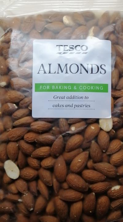Fotografie - Almonds Tesco