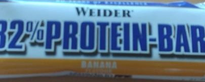 Fotografie - Weider 32% Protein Bar Strawberry